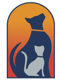 Aldine Mail Route Animal Hospital Logo