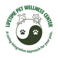 Lifetime Pet Wellness Center Logo