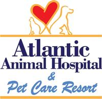 Atlantic Animal Hospital & Pet Care Resort Logo