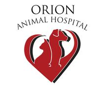 Orion Animal Hospital Logo
